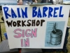 Rain Barrel Workshop - Sign Up