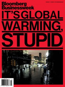 Business Week Global Warming Cover