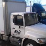 Maxi's New City Truck