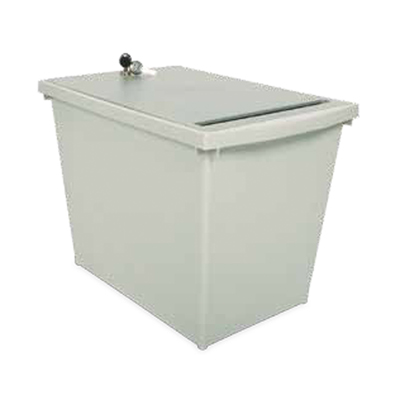 personal document container secure document collection With secure document container
