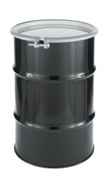 30 Gallon New Open Head Steel Drum